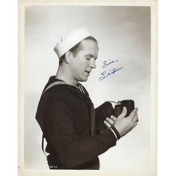 Eric Linden Signed Photo