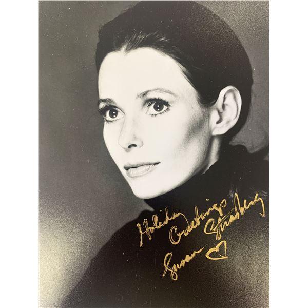 Susan Strasberg signed photo