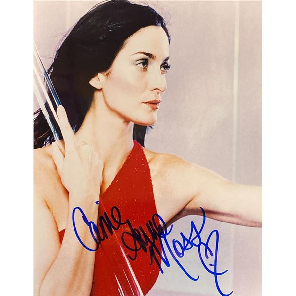 Carrie-Anne Moss Signed Photo