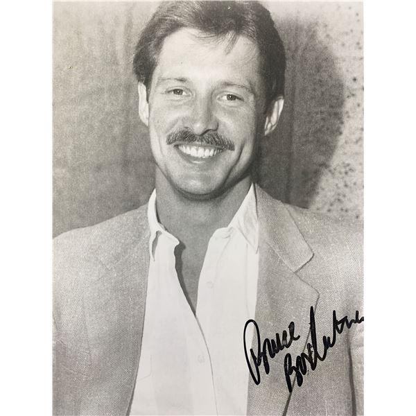 Bruce Boxleitner signed photo