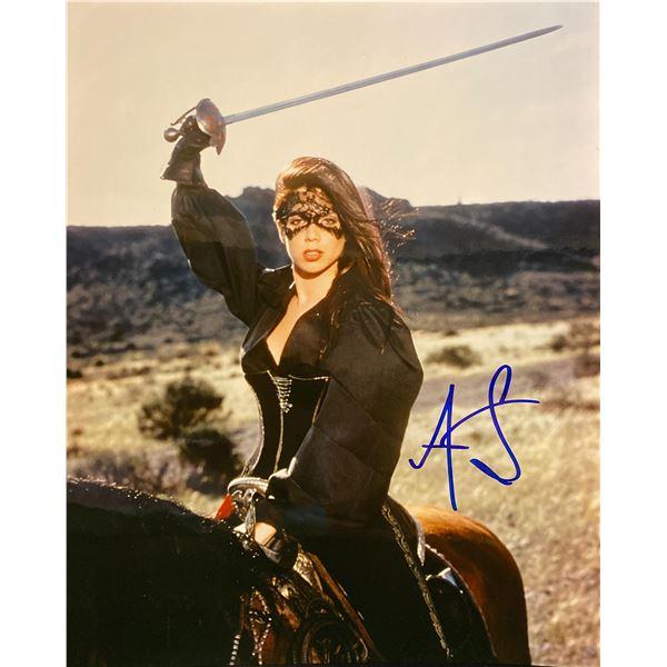 Queen of Swords Tessie Santiago signed photo