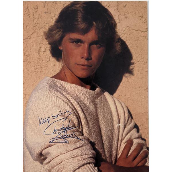 Christopher Atkins Signed Photo