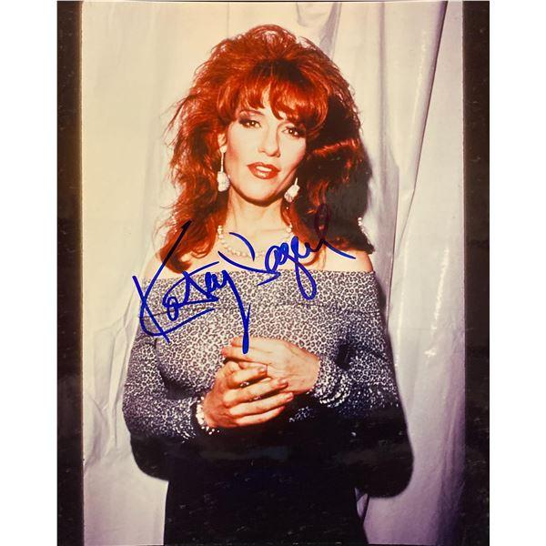 Katey Sagal signed photo