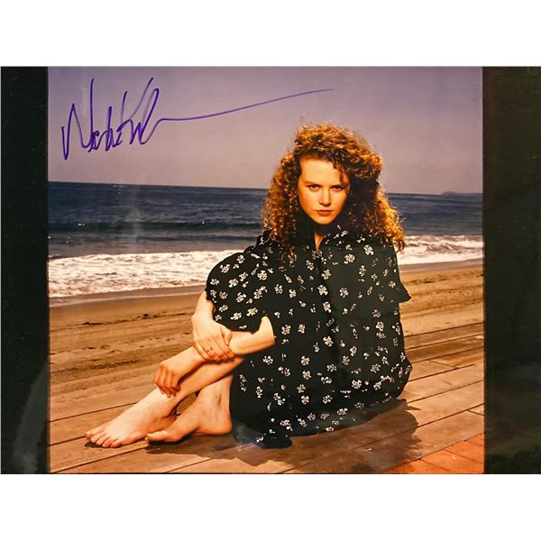 Nicole Kidman Signed Photo