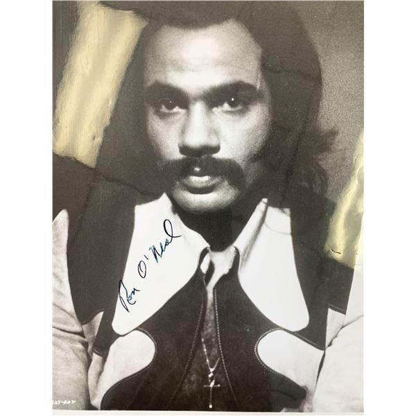 Ron O'Neal signed photo