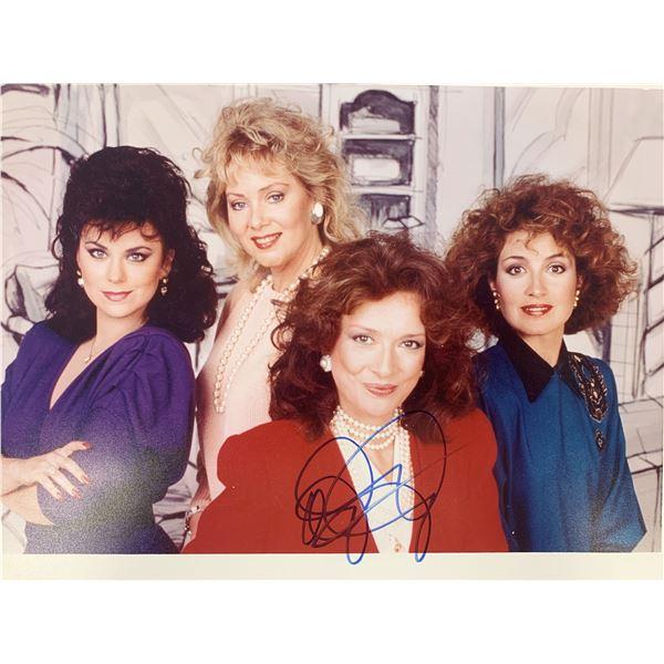 Designing Women Dixie Carter signed photo