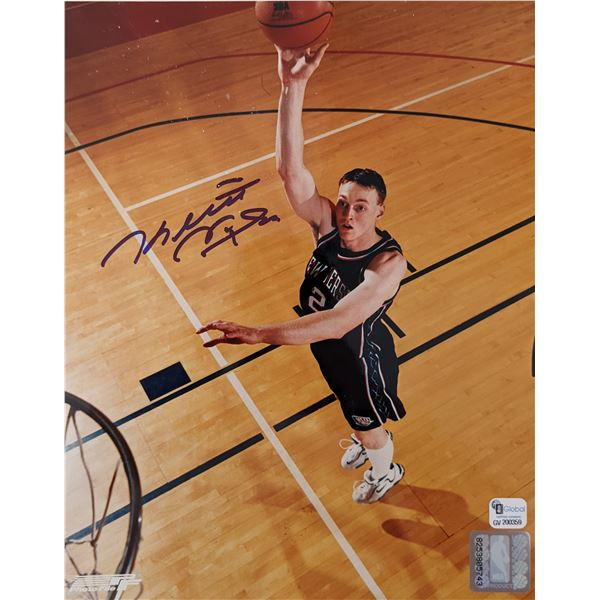 Keith Van Horn Signed Photo
