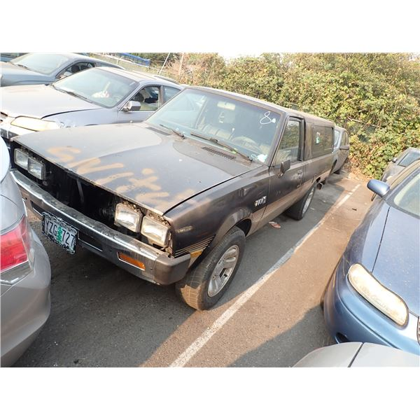 1986 Dodge D-50