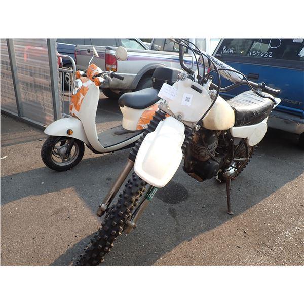 1980 Yamaha Motor Corp.