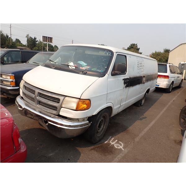 1999 Dodge Ram 1500 Van