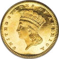 1880 G$1 PR64 Deep Cameo PCGS