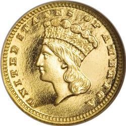 1881 G$1 PR67 Deep Cameo NGC
