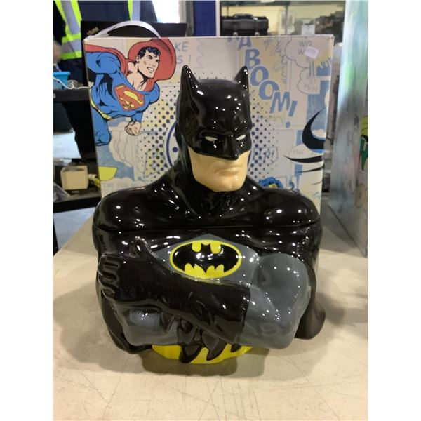 BATMAN COLLECTIBLE COOKIE JAR