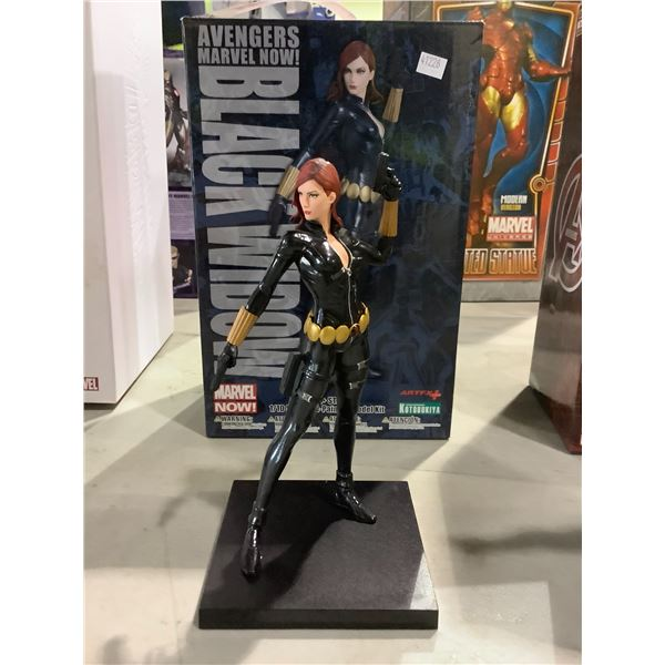 BLACK WIDOW 1/10 SCALE PRE PAINTED COLLECTIBLE FIGURE
