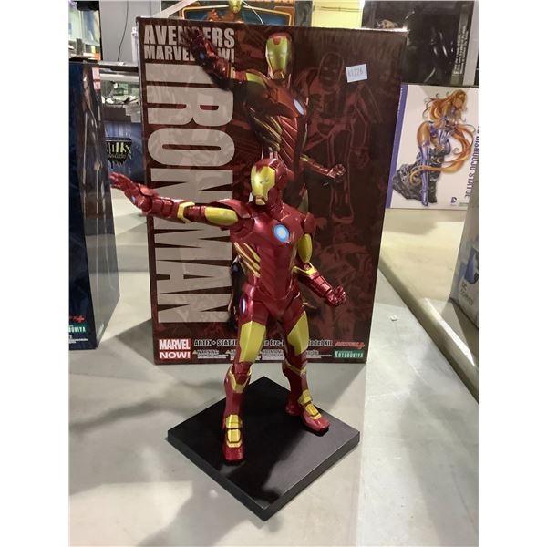 IRON MAN 1/10 SCALE PRE PAINTED COLLECTIBLE SCALE