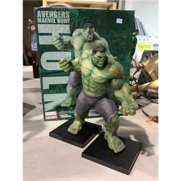 HULK 1/10 SCALE PRE-PAINTED COLLECTIBLE FIGURE