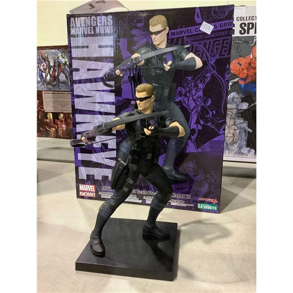 HAWKEYE 1/10 SCALE PRE-PAINTED COLLECTIBLE FIGURE