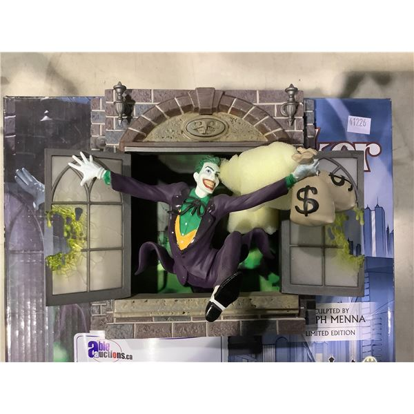 GOTHAM CITY STORIES THE JOKER LIMITED EDITION 0251/2000