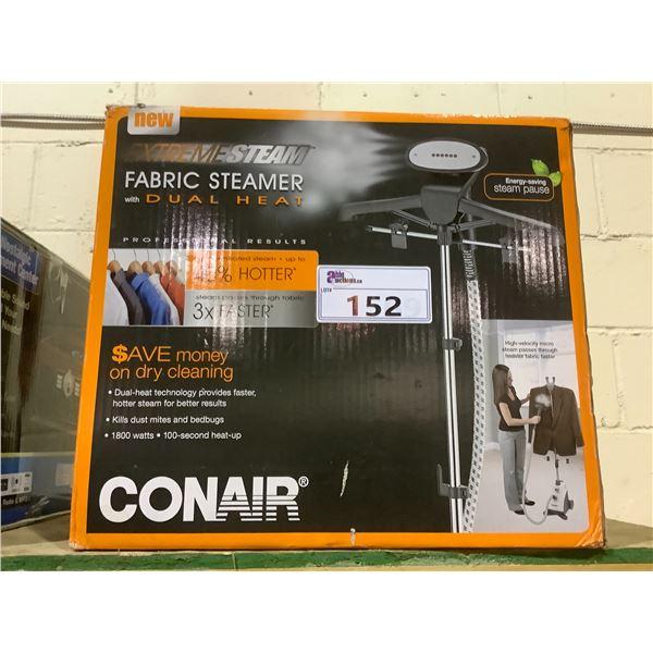 CONAIR EXTREME STEAM DUAL HEAT FABRIC STEAMER