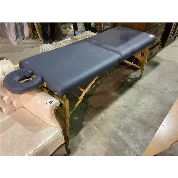LIFE CREATIONS THERAPY EQUIPMENT THE IMPRESSION FOLDING TABLE