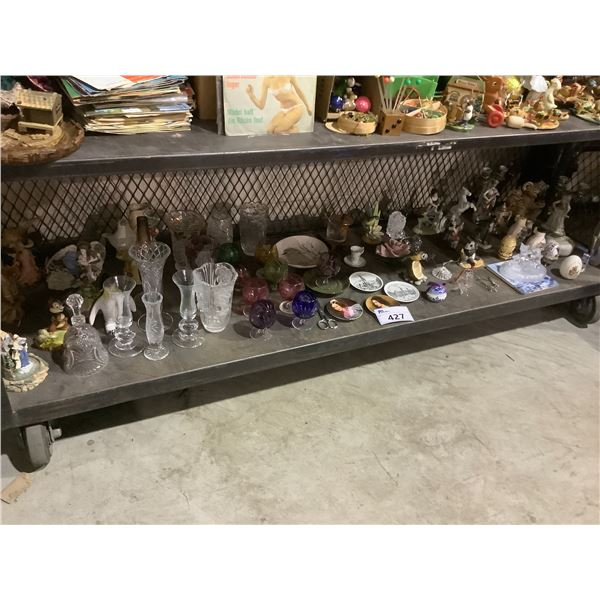 ASSORTED DISHWARE, HOME DECOR, AND MORE