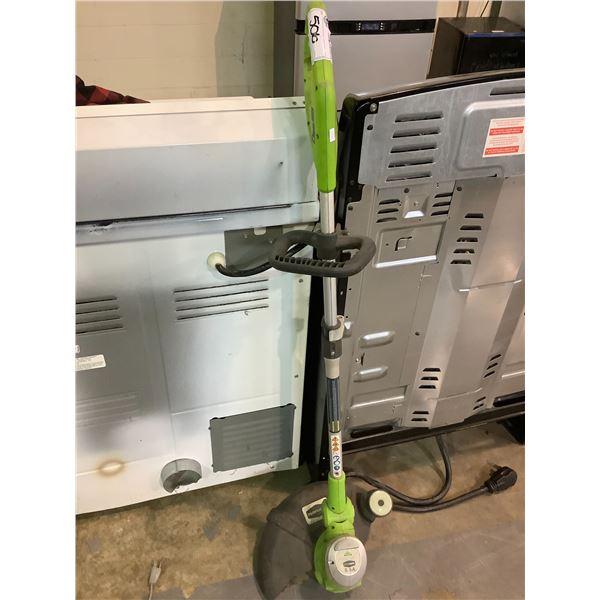 GREENWORKS ELECTRIC HEDGE TRIMMER MODEL 21162