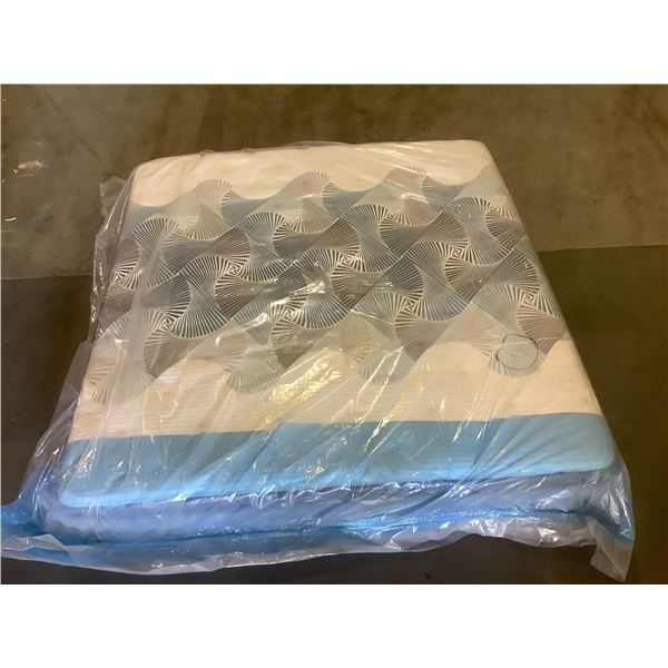 BEAUTYREST UNITY LUX KING SIZE MATTRESS (HAS RIP)