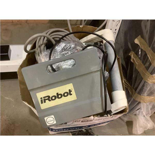 IROBOT MAY NEED REPAIRS