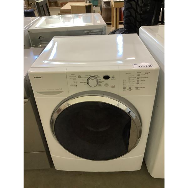 KENMORE HE2T WASHER MODEL 110.47561603