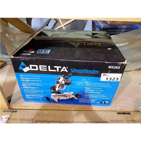 """DELTA SHOPMASTER 10"""" COMPOUND MITER SAW"""