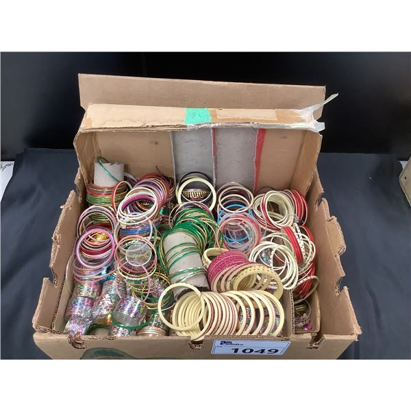 LARGE LOT OF EASTERN BANGLES