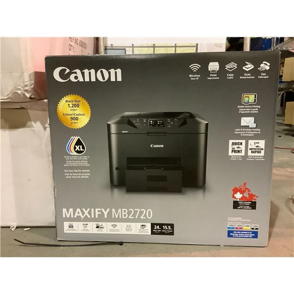 CANON MAXIFY MB2720 ALL-IN-ONE PRINTER