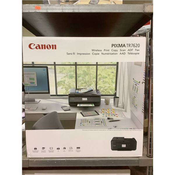 CANON PIXMA TR7620 ALL-IN-ONE PRINTER