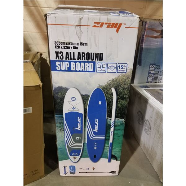 ZRAY X3 ALL AROUND SUP BOARD