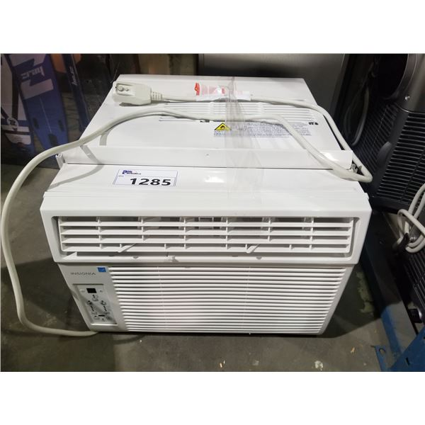 INSIGNIA WINDOW MOUNT AIR CONDITIONER MODEL NS-AC12WWHO-G