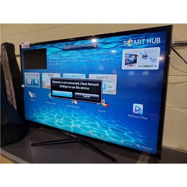 "SAMSUNG 50"" HDTV MODEL UN50ES6100F"