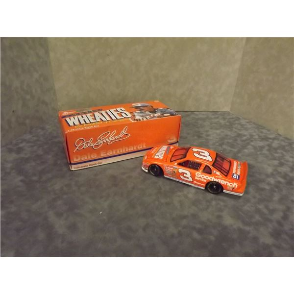 Dale Earnhardt #3 Goodwrench Wheaties Diecast (D&M)