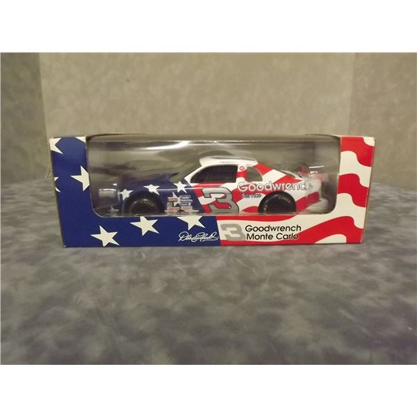 Goodwrench Monte Carlo Diecast Dale Earnhardt #3 1996 (D&M)
