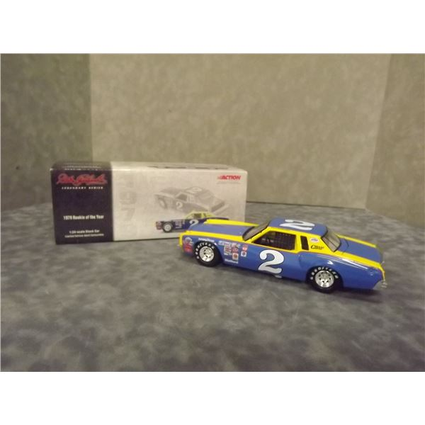 Dale Earnhardt #2 Rookie of the year diecast. 10th anniversary limited edition 2002 (D&M)