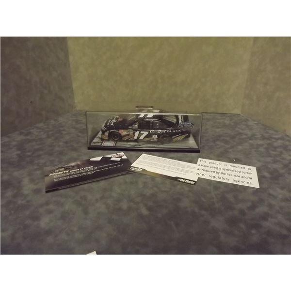 Matt Kenseth #17 Crown Black Texas Win 2011 Fusion Official Nascar Diecast (D&M)