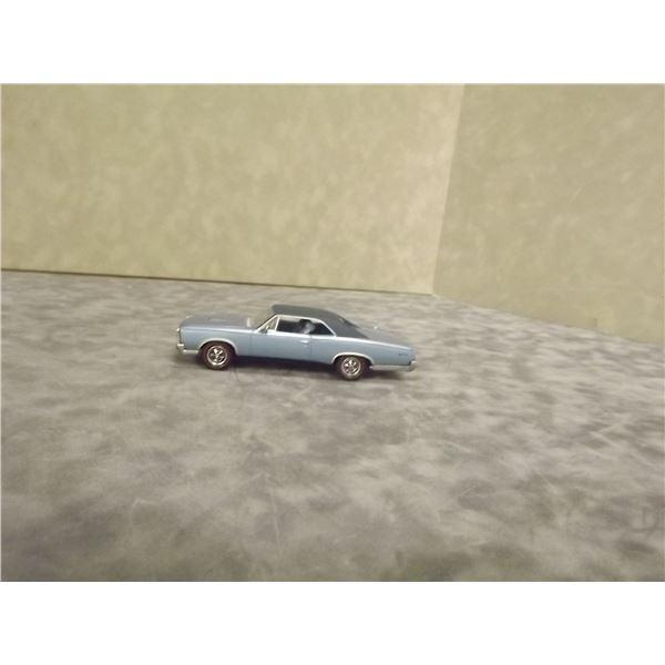 1967 Pontiac GTO diecast (D&M)
