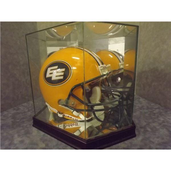 Edmonton Eski Riddel Helmet in Mirrored Case (D&M)