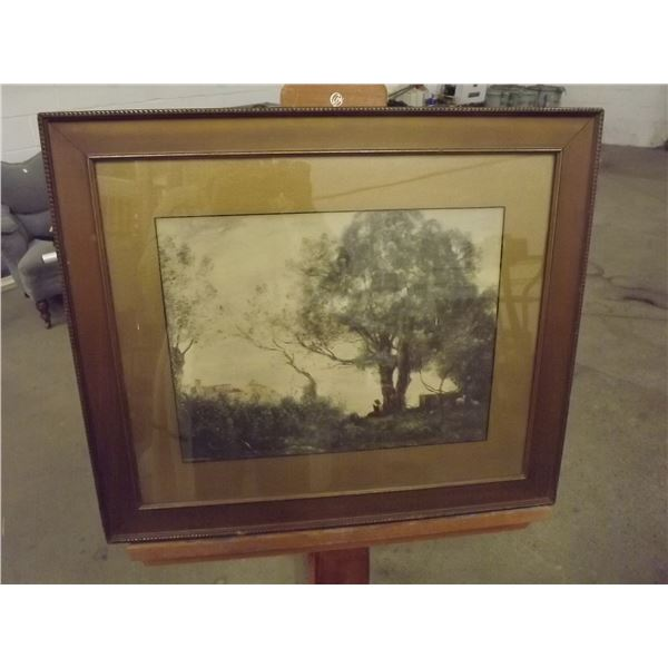 Antique print. Reinthal and Newman New York (O)