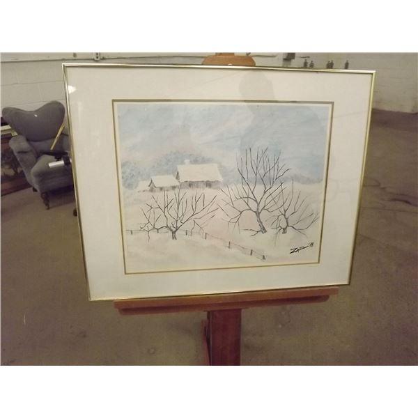Watercolor by Zatto 1978 (O)