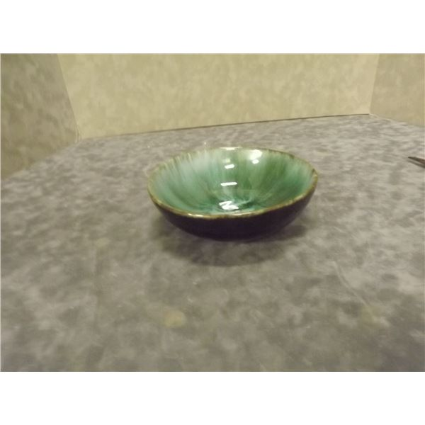Blue Mountain Handcrafted Pottery Small bowl Marked (AL)