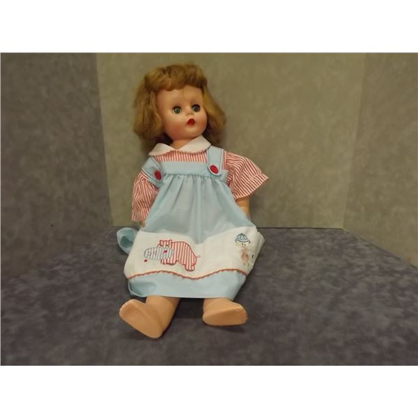 Vintage 24 inch doll (PM)