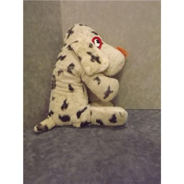 Vintage Dalmation Stuffed puppy (PM)