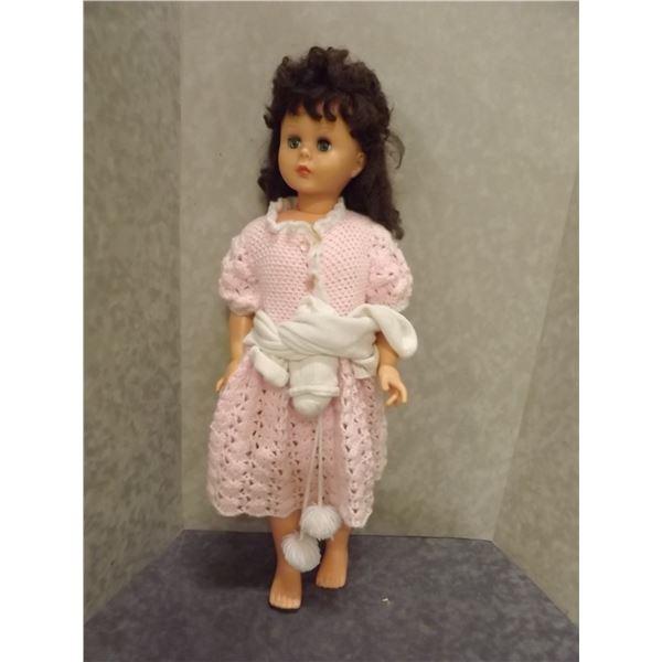 Vintage Regal Canada Walking Doll (PM)