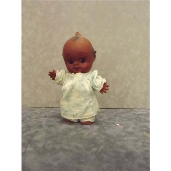 Vintage Brown Doll Viceroy Made in Canada (PM)