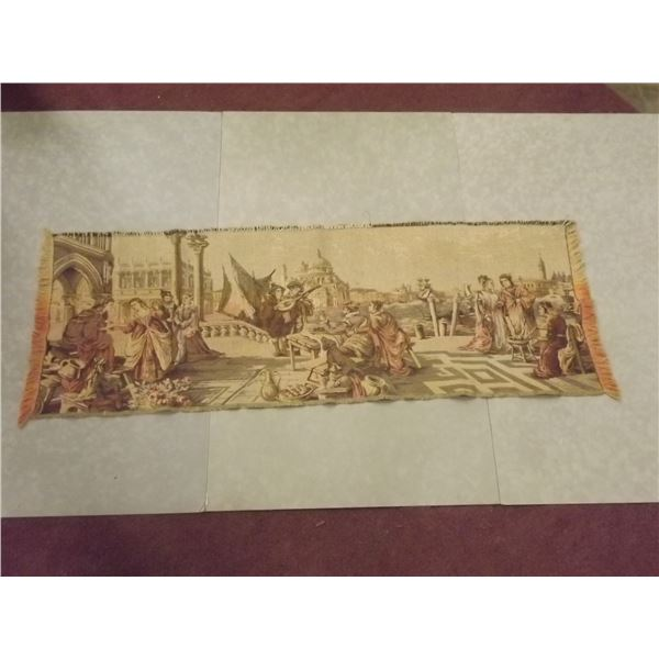 Antique Tapestry Made in Italy (PM)